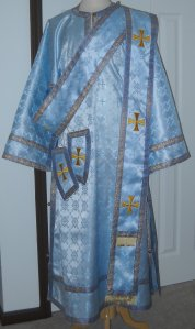 Orthodox Vestment, Byzantine Vestment for Deacon